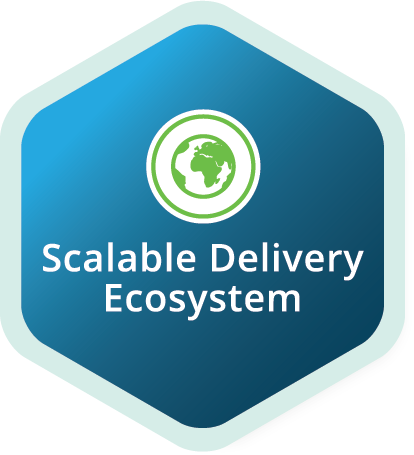 Scalable Delivery Ecosystem[x2]