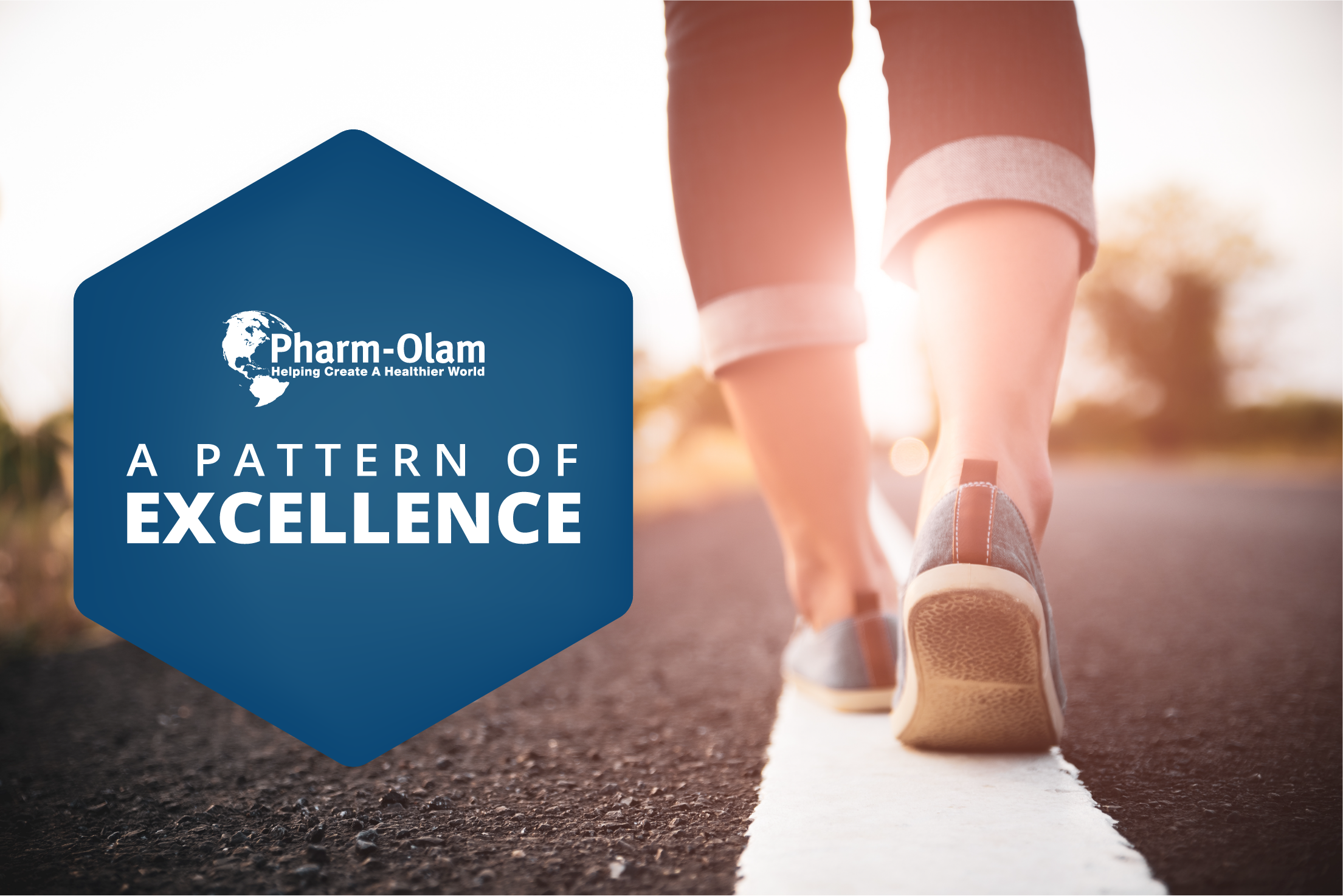 Walking the Pattern of Excellence