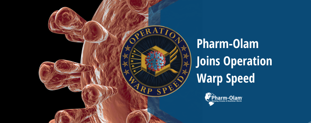 Pharm-Olam Selected as a CRO for Department of Defense Support to Operation Warp Speed Vaccine Trials, Partnering with Geneva Foundation